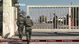 See the news report video by Israel military on alert due to border fighting