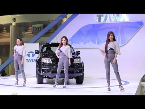 หุ่นดี สวยทัน Motor Expro 2014