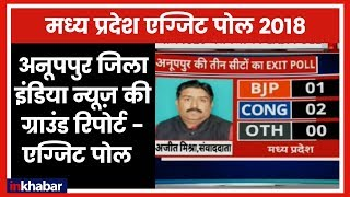 Anuppur District (MP) India News Ground report | Exit Polls 2018 | who will rule Anuppur (MP) - ITVNEWSINDIA