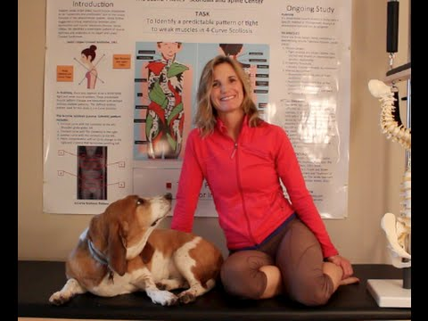 Scolio-Pilates Side Plank for Scoliosis, with Author Karena Thek