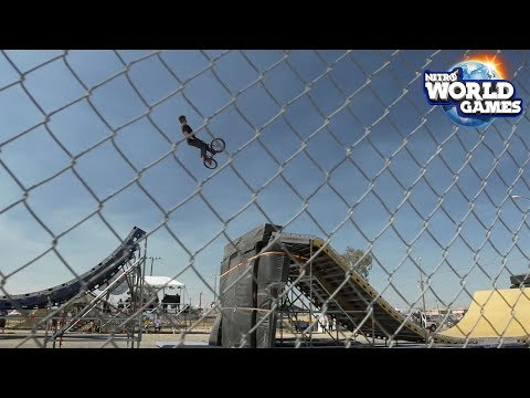 Highlights From the 2016 Nitro World Games Qualifiers