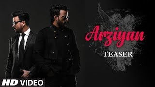 Song Teaser: Arziyan | Toshi Sabri  | Full Song Releasing 22 August 2017 - TSERIES