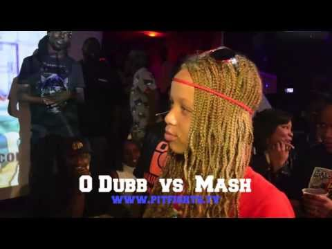 PIT FIGHTS BATTLE LEAGUE : O Dubb Vs Mash (FULL FIGHT) - WHEN WORLDS COLLIDE