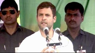 Modi-ji, don't try to fool India, says Rahul in Bihar - NDTV