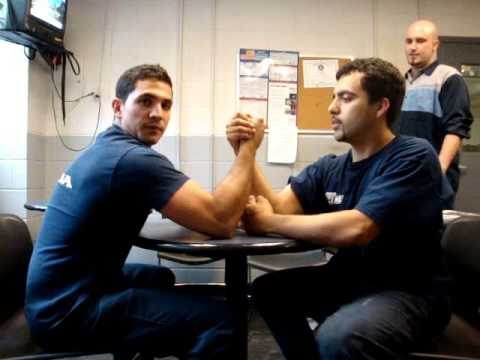 The Unofficial Arm Wrestling Competition II