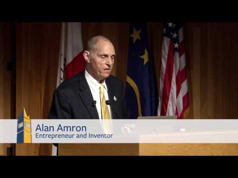 A. Richard Newton Distinguished Innovator Lecture Series - Alan Amron