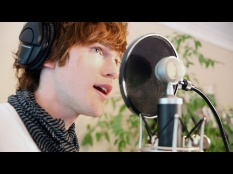 "(Breaking Dawn) - Christina Perri - ""A Thousand Years"" Cover by Tanner Patrick - with lyrics"