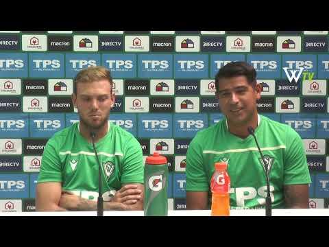 #WanderersTV: Conferencia de prensa Rotondi y Gutiérrez 6 de marzo 2020