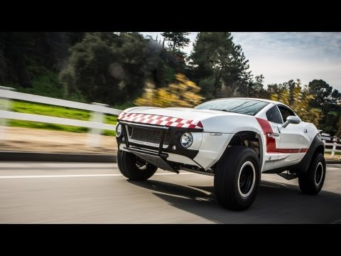 Local Motors Rally Fighter - Jay Leno's Garage