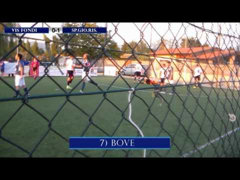 A.S.D. Vis Fondi - A.S.D.  Sporting Giovani Risorse Highlights