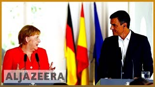 🇪🇸 🇩🇪 Spain, Germany leaders pledge to work together on migration | Al Jazeera English - ALJAZEERAENGLISH