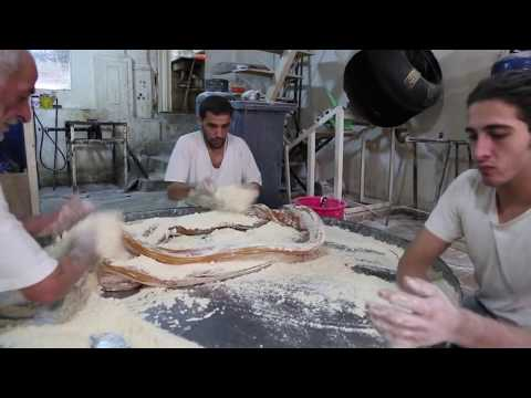 Handmade Authentic Natural Cotton Candy: Ghazl el Banet Production