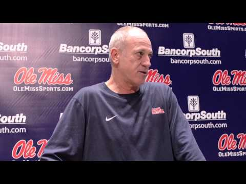 Ole Miss prepares for LSU