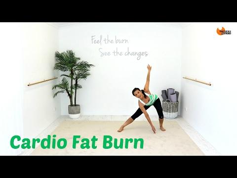 Cardio Aerobics Workout - BARLATES BODY BLITZ Cardio Fat Burn Workout with Linda Wooldridge