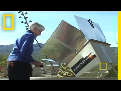 Solar Cooking Recipes YouTube Video