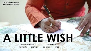 A LITTLE WISH Telugu Short Film || 2019 - YOUTUBE