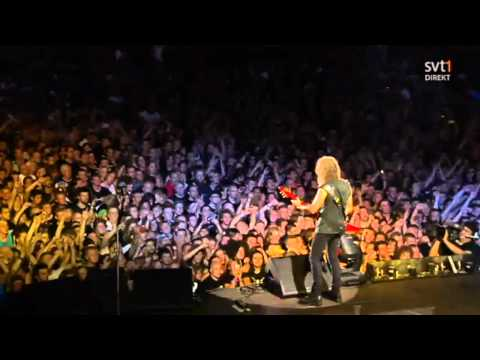 The Big 4 - Metallica - The Call Of Ktulu Live Sweden July 3 2011 HD