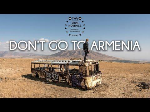 «Don't go to Armenia» Խորագրով  բացառիկ տեսահոլովակ  Հայաստանի մասին
