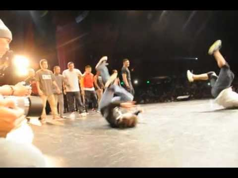 MASSIVE MONKEES vs UNIVERSAL ALCHEMY - Final Battle at R16 North America Bboy Championship 2012