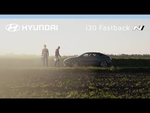 """Autoperiskop.cz  – Výjimečný pohled na auta - """"Z Říma do Paříže"""" za 8:18 min: Hyundai odhaluje zcela nový i30 Fastback N"""