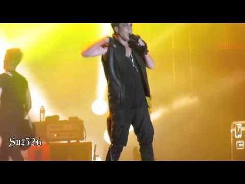 "Adam Lambert ""Fever"" Ste. Agathe, Quebec.m4v"