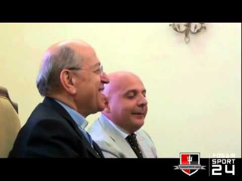 Il Foggia Calcio incontra il Vescovo 9-10-2014