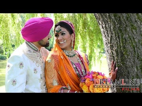 Sikh Wedding Highlights | Vancouver Videography | Joyt and Raymond