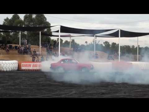 Collie Burnout Challenge 2013 - VERY SIXY