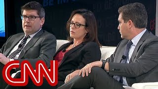 Acosta, Haberman and Knox on why covering Trump is hard | CITIZEN by CNN - CNN