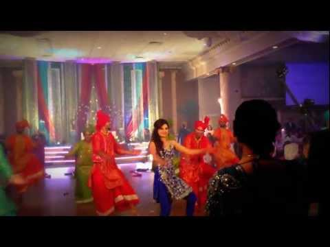 Gunjan Wedding Punjabi Dance