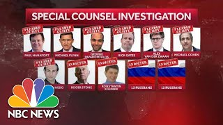 'Special Counsel's Work Is Done': Mueller Submits Report To DOJ | NBC News - NBCNEWS