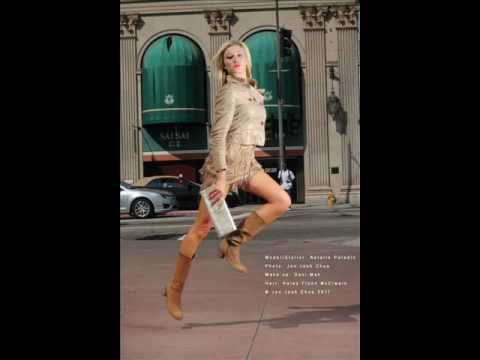 Levitation High Fashion Photography - Behind the Scene