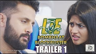 LIE - Bombhaat Blockbuster trailer 1 | Nithin | Megha Akash - idlebrain.com - IDLEBRAINLIVE