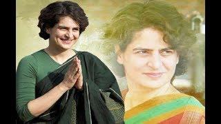 Priyanka Gandhi Varanasi Ganga Yatra: Priyanka Gandhi Takes Jibe At BJP, PM Modi - NEWSXLIVE