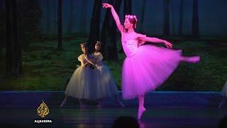 Soviet ballet legacy thrives in Mongolia - ALJAZEERAENGLISH
