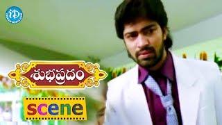 Subhapradam Movie Climax Scene || Allari Naresh || Manjari Phadnis || Sarath Babu || Mani Sharma - IDREAMMOVIES
