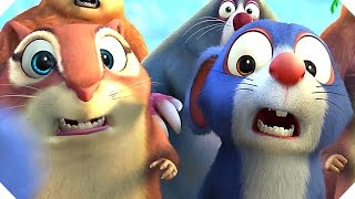 THE NUT JOB 2 Trailer (2017) Animation Movie HD - FILMSACTUTRAILERS