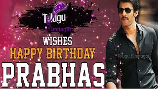 Wishing Young Rebel Star Prabhas a Very Happy Birthday #HappyBirthdayPrabhas - TELUGUFILMNAGAR