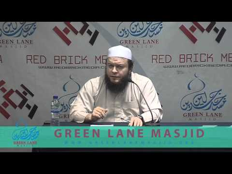 A Refutation of Bidah Hasanah (Good Bidah) & The Mawlid - Sheikh Abu Imran