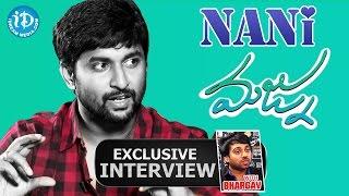 Majnu Movie || Actor Nani Exclusive Interview || Talking Movies with iDream #211 - IDREAMMOVIES