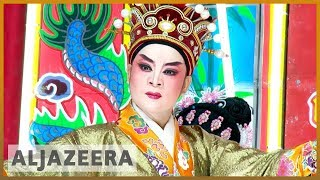 🇹🇭🇨🇳Bangkok's Chinese opera: Uncertain future of ancient art form | Al Jazeera English - ALJAZEERAENGLISH
