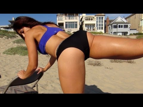 Simple and Sexy Butt and Legs Workout!
