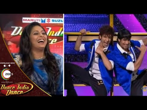 Dance India Dance Season 3 March 18 '12 - Raghav & Sanam -OjlgiZyEONQ