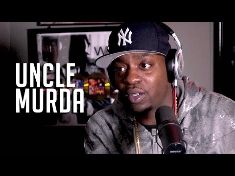 Uncle Murda - Uncle Murda on Ebro In The Morning