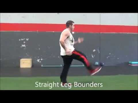 B.E.A.S.T. Speed and Agility Warmup