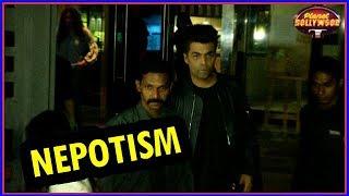 Karan Johar Targeted Again For Nepotism | Bollywood News - ZOOMDEKHO
