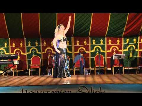 Simona Guzman - Mediterranean Delight Festival 2011 - Morocco Marrakech