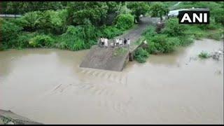 #Monsoon देश में मानसून का असर मुंबई गुजरात में भारी बारिश