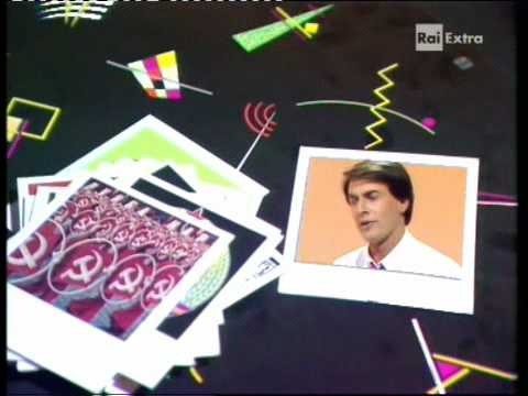"Krisma - Convertino cards intro for ""I'm Not In Love"" at Mr. Fantasy (1983)"