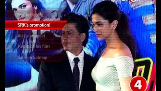 PB Express - Shahrukh Khan, Salman Khan, Deepika Padukone and others